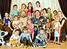 Отдел милосердия при уктусском храме поздравил членов многодетных семей с Рождеством