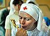 В «царском» монастыре получили благословение на служение сестры милосердия