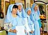 Группа добровольцев в помощь больным и одиноким людям несет служение в Иоанно-Сергиевской церкви Красноуральска