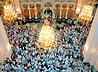 Тысячи уральцев собрались в храмах, чтобы общей молитвой встретить праздник Святителя Николая