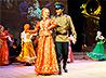 Монахи Свято-Косьминской пустыни поздравили детей с Рождеством театральным спектаклем