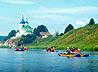 Два сплава по уральским рекам организовала екатеринбургская Христорождественская община