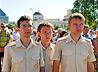 Студенты-горняки участвовали в праздновании 200-летия Ново-Тихвинского женского монастыря