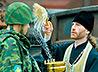 В Екатеринбургской митрополии формируется кадровый резерв штатного военного духовенства