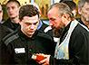Православная община передала иконы, книги и продукты заключенным екатеринбургского СИЗО-1