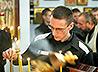 Весть о воскресшем Христе принесли монахи в ИК-53