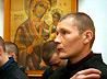 Заключенные и сотрудники ИК-3 приняли поздравления священников с Воскресением Христовым