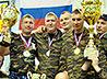 «Царский силовой марафон» выявил сильнейших среди представителей силовых структур