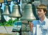 Царские дни в Екатеринбурге продолжил фестиваль колокольного звона