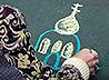 Екатеринбургская художественная школа имени Андрея Рублева устроила конкурс рисунков на асфальте