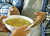 Служба Милосердия принимает продуктовые наборы для нуждающихся