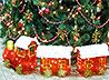 Сбор рождественских подарков для детей начинает Ново-Тихвинский монастырь