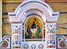В возрождаемом Свято-Никольском храме села Путимка начаты работы по установке иконостаса