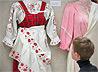 В Богородице-Владимирском храме состоялась беседа о традиционном русском костюме