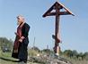 В Краснотурьинске установлен и освящен Поклонный крест в память репрессированного протоиерея Ювеналия Петрова (+1938)