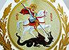 Швейная мастерская Ново-Тихвинской обители изготовила по старинному образцу священническое облачение «Георгиевское»
