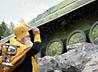 У воинских мемориалов в Краснотурьинске отслужены заупокойные литии