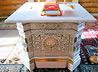 Завод «Фарфор Сысерти» начал выпуск красивых фаянсовых престолов и жертвенников