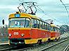 «Пасхальный трамвай» поздравил с Пасхой сотни екатеринбуржцев