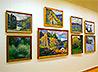 Художественная выставка «Русь праздничная» открылась в Патриаршем подворье