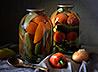 Екатеринбуржцы заготовили соленья и варенья для подопечных Елизаветинской обители милосердия