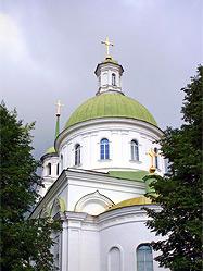 Архиерейское богослужение состоялось в Петро-Павловском храме Черноисточинска