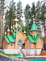В честь праздника Равноапостольной Княгини Ольги архиепископ Викентий совершил богослужение в монастыре на Ганиной яме