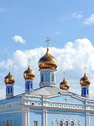 Покровский храм Каменска-Уральского отпраздновал 125-летие со дня освящения престола