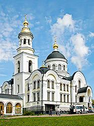 Архиепископ Викентий совершил богослужение в Меркушино и посетил Свято-Косминскую пустынь села Костылева