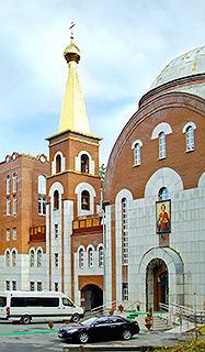 В день празднования иконе Божией Матери «Целительница» архиепископ Кирилл совершил Литургию в больничном храме