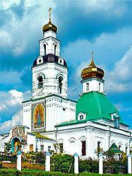 Архиепископ Викентий освятил Никольский придел Преображенской церкви на Уктусе