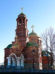 Архиепископ Викентий отслужил Литургию престольного праздника в Иоанно-Богословской церкви Верхней Салды