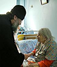 Архиепископ Кирилл посетил екатеринбургскую Обитель милосердия