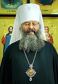 В крещенскую ночь митрополит Кирилл помолился в храме Слободы Коуровской