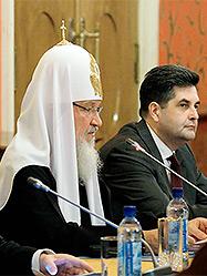 Подписано соглашение о социальном партнерстве Русской Православной Церкви и Уральского федерального округа