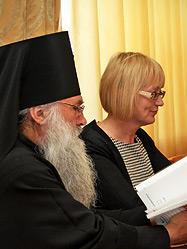 Подписано соглашение о сотрудничестве на 2010-2015 гг. между Екатеринбургской епархией и Управлением образования Администрации города Екатеринбурга