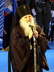 Архиепископ Викентий принял участие в торжественном мероприятии в честь 200-летия образования внутренних войск России
