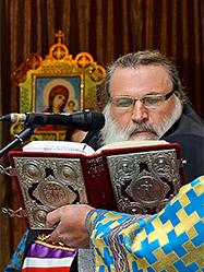 Школьную линейку посетил Правящий Архиерей Екатеринбургской епархии