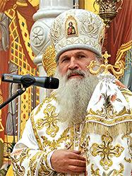 Архиепископу Викентию вручена высшая награда Молдавской Православной Церкви