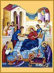 Архиерейское богослужение в честь Рождества Пресвятой Богородицы состоялось в Вознесенской церкви Екатеринбурга