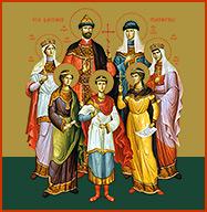 Предварительная программа богослужений в Дни памяти Cвятых Царственных Страстотерпцев 2012 год