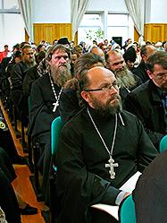 Состоялось общее собрание духовенства Екатеринбургской епархии