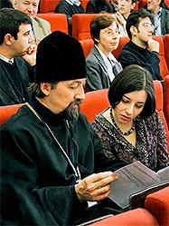Семинар по вопросам духовно-нравственного воспитания школьников собрал в Екатеринбурге более ста гостей со всей области