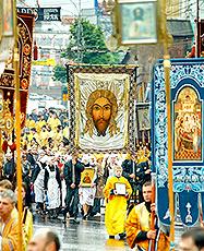 30 апреля в Екатеринбурге пройдет Крестный ход в память о прибытии Царской Семьи