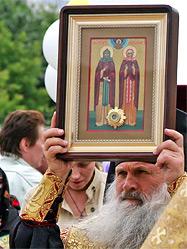 8 июля в Екатеринбурге состоится Крестный ход в честь святых благоверных супругов Петра и Февронии Муромских
