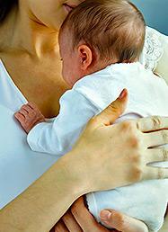 Радость материнства показали на городской акции