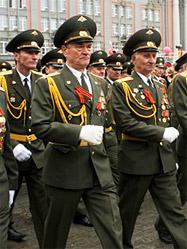 Праздник Великой Победы объединил жителей уральской земли