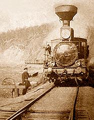 В день пуска по Уральской железной дороге первого поезда будет отслужен молебен