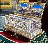 Программа пребывания в Екатеринбурге Пояса Пресвятой Богородицы