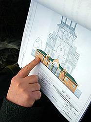 В администрацию Екатеринбурга представлен доработанный проект храма Святой Татианы